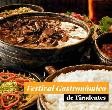 Festival Gastronomico Tiradentes - MG