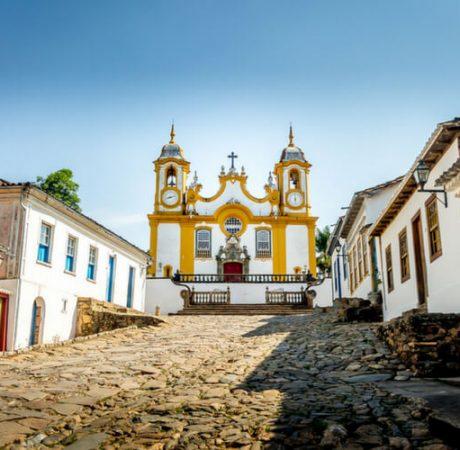 Centro histórico - Tiradentes MG