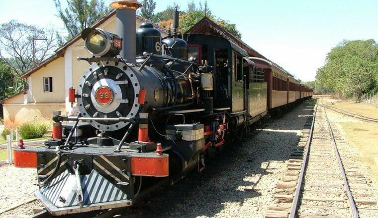 Maria fumaça - Tiradentes MG, motivos para visitar Tiradentes