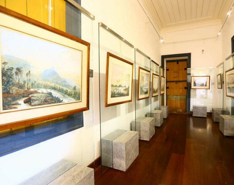 Museu Padre Toledo - Tiradentes, MG
